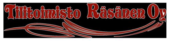 Tilitoimisto Räsänen logo